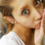 炎上クイーンゴリサの上ノ宮絵理沙が1500万円かけた全身整形を告白!!すっぴんが怖すぎwww